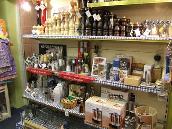 Kitchen Shop kitchen shop surrey - tableware, sundry gadgets, tools